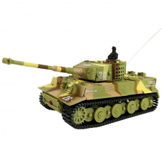 R/C Tank - Tiger 1:72 (green)