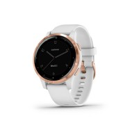 Garmin Vivoactive 4S (White/Rose gold)