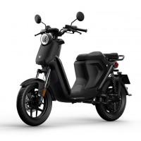 NIU UQi GT Pro Electric Scooter - Matte Black