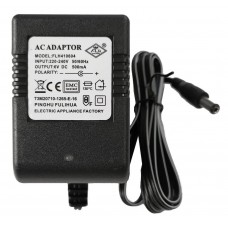 Charger for Electric Ride On Car 6V 500mA