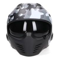 VITO Helmet BRUZANO - Camouflage, L