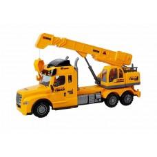 R/C Heavy Truck with Crane