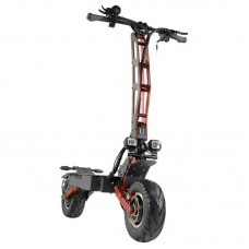 Ultron T128 PLUS + Hydraulic (EXA) suspension + Turn Led Lights + 13 inch tire